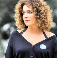 Valeria Golino (Naples, 22 october 1965) Actor, director, model and lead in many successful US films. During her career she has won 2 Coppe Volpi, 2 David di Donatello, 4 Nastri d'argento, 3 Golden Globes, and 3 Ciak d'oro.