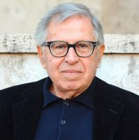 Paolo Taviani (San Miniato, 8-11-1931) Award-winning directors and screenwriters, authors of films that are rich in poetic and political inspiration, founding their work on the close connection between realism and acting, moral tension and melodrama, reason and vision.